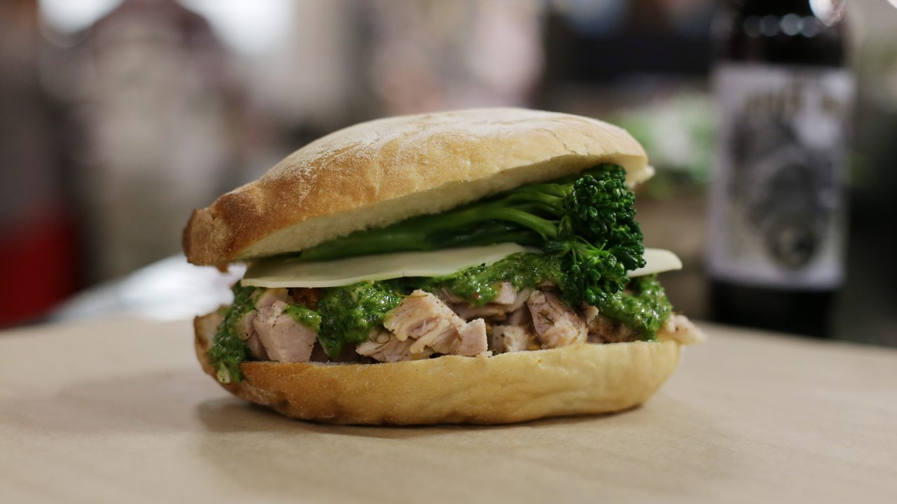 Victoria Roast Meat and Sandwich Shop