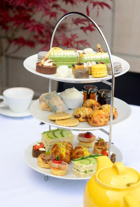 Hotel Grand Pacific Afternoon Tea Victoria Just Moved