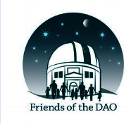 Friends of the Dominion Astrophysical Observatory logo