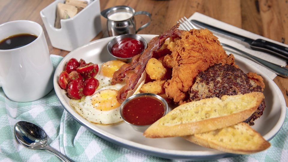 Browns Craft House Brunch Be a Tourist In Your Own Town