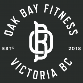 Oak Bay Fitness logo